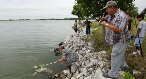 Attend Carp-O-Rama June 17 at Branched Oak SRA