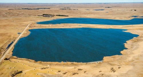 Twin Lakes Improvements