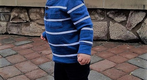 An Open Letter to My Grandson on His 2nd Birthday