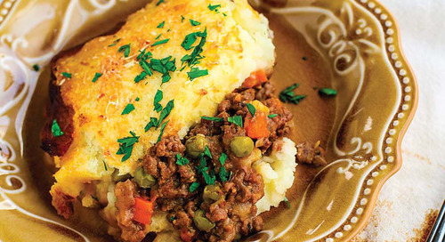 Venison Cottage Pie Recipe