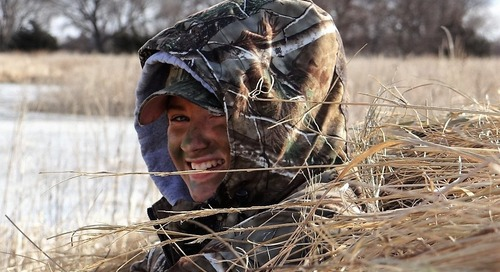 Waterfowl Blind Chat: Regulation Reminders
