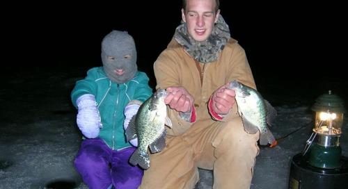 Grandpa, Can We Go Fishing?