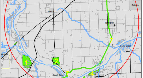 Lower Platte River CBC summary