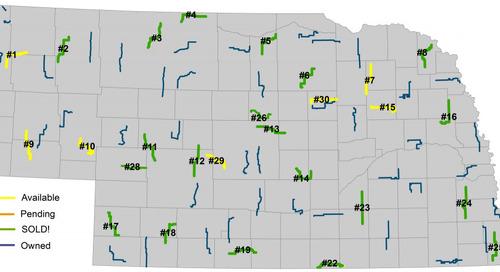 2018 Breeding Bird Survey routes (still) available