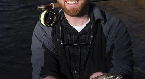 Alliance angler is first Nebraska Trout Slam recipient