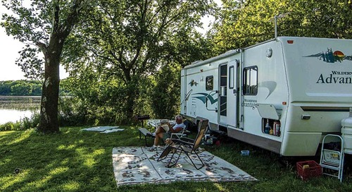 The Best Places for RVs in Nebraska 2018