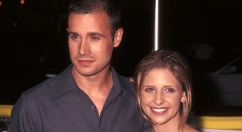 Sarah Michelle Gellar Joined A Support Group To Cope With Freddie Prinze Jr.'s Video Game Habit