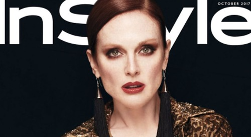Julianne Moore Has The Most Refreshing Take On Aging
