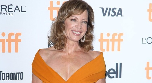 Allison Janney's New Favorite Co-Star Is The Bird That Sits On Her Shoulder In 'I, Tonya'