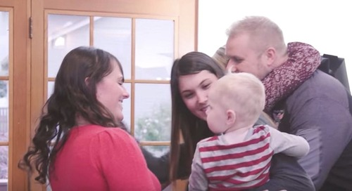 Parents Thank Their NICU Nurses In Emotional Video