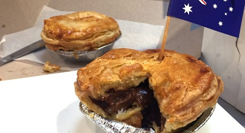 3 Classic and Comforting Recipes: Australian Meat Pies