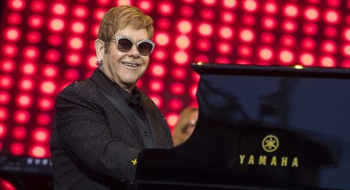 Farewell Yellow Brick Road: Elton John to Retire From Touring