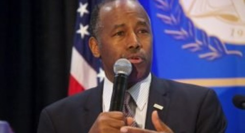 HUD Secretary to Address Five Star Government Forum Attendees