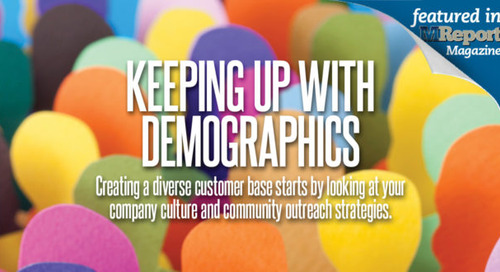 Keeping Up With Customer Demographics