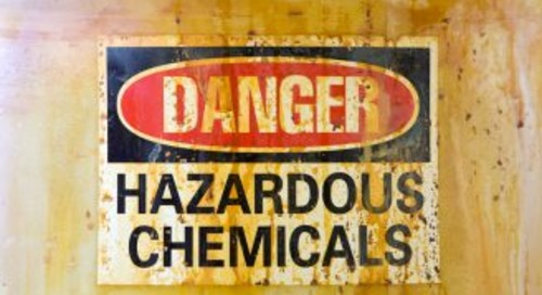 More chemicals added to database to ensure worker safety