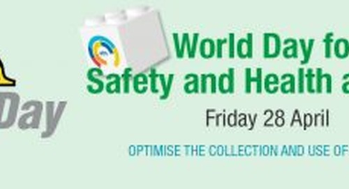 World Day for Safety & Health At Work