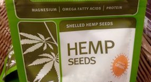 HEMP: A healthy boost