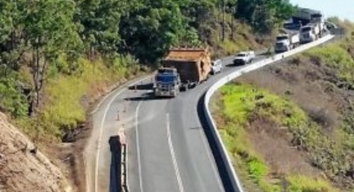 Good news for heavy vehicle on Eton Range