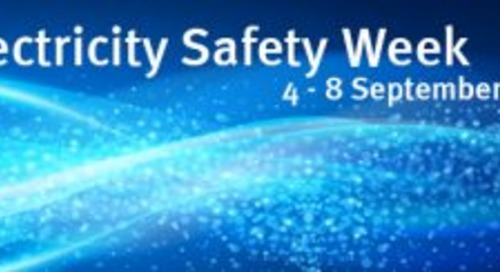 Electricity Safety Week shines spotlight on electrical safety