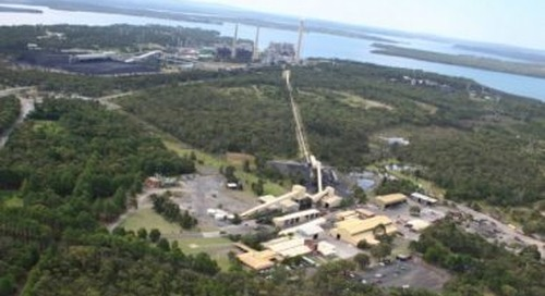 Report into serious injury,  Mannering Colliery
