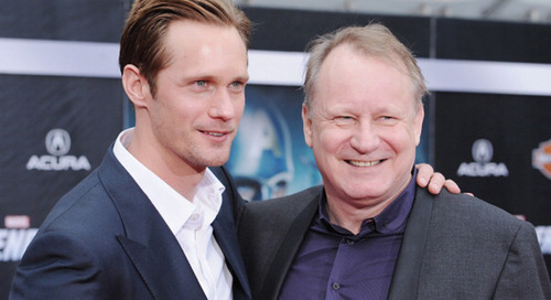 Celebrity Dads and Their Heartthrob Sons