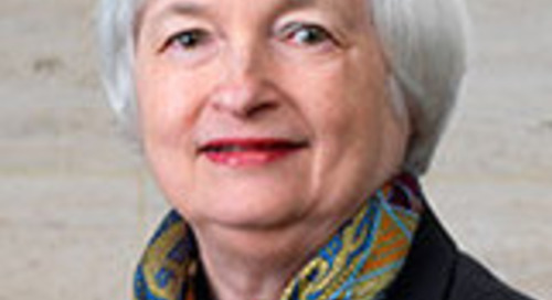 Yellen on Dodd-Frank and Interest Rates