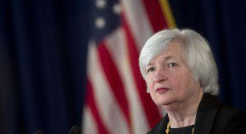 Fed Reserve Head Announces Possible Rate Increase