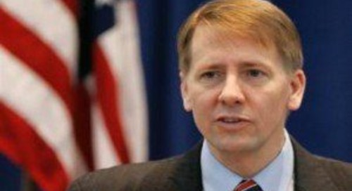Director Cordray Addresses Dodd-Frank, Regulation