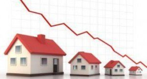 Interest Rates Fall in March