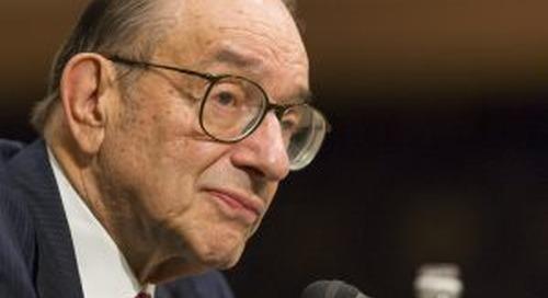 Greenspan Supports Dodd-Frank Rollback