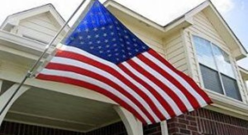 Military Family will Receive Free Home From Meritage Homes