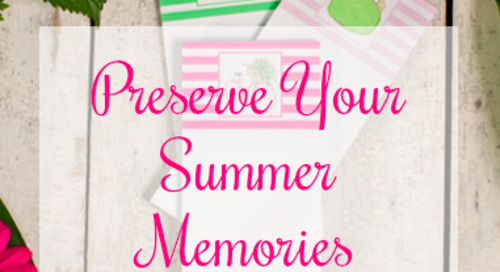 Summer may be coming to an end, but your summer memories can...