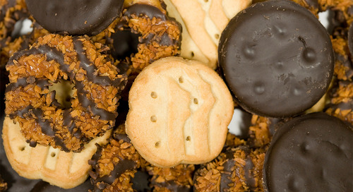 Quiz: Girl Scout Cookies' 100th Anniversary