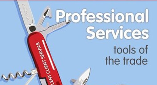 Professional Services: Tools of the Trade (Fall 2011)