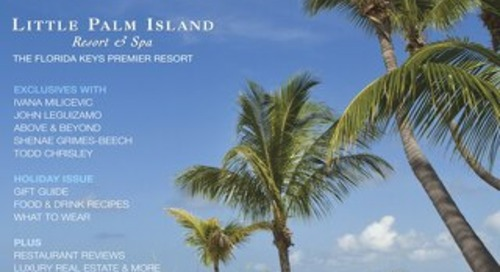 Little Palm Island Resport & Spa