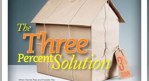 The Three Percent Solution