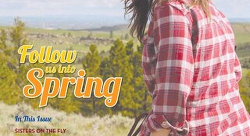 Distinctly Montana Gal Spring 2015