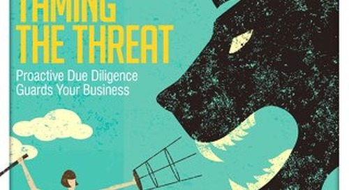 July 2016 - Taming the Threat