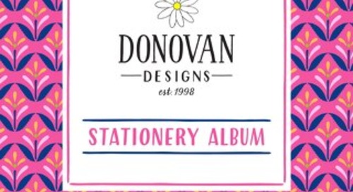 Stationery Album 2017