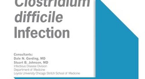 Clostridium difficile Infection (IDSA Bundle)