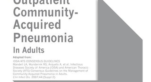 Outpatient Community-Acquired Pneumonia (IDSA Bundle)