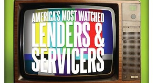 America's Most Watched Lenders and Servicers
