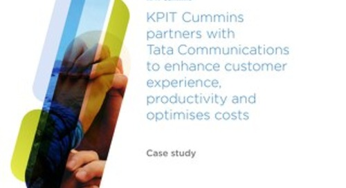 KPIT Cummins Case Study