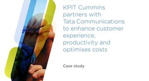 KPIT Cummins Case Study