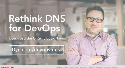 DevOps and DNS: How Modern DNS Supports the DevOps Methodology
