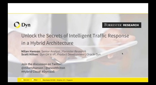 Unlock the Secrets of Intelligent Traffic Response in a Hybrid Architecture