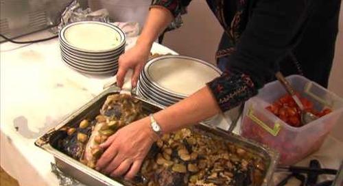 Fort Robinson 2015 Christmas Dinner