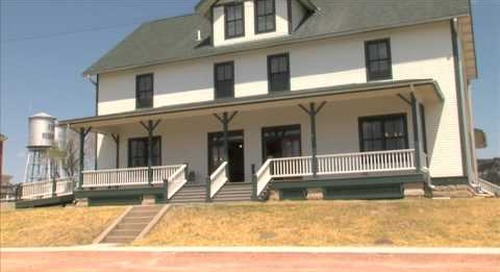 Fort Robinson Officer's Quarters