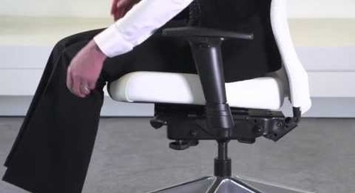 How to adjust your Inertia Chair