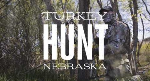2017 Turkey Hunt Nebraska